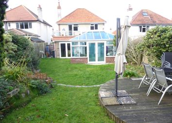Thumbnail 4 bed detached house for sale in Horsa Road, Southbourne, Bournemouth