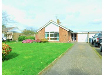 Thumbnail 2 bed detached bungalow for sale in Fernhurst Drive, Goring -By -Sea, Worthing
