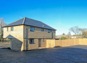 Thumbnail 3 bed detached house for sale in School Lane, Lower Halstow, Sittingbourne