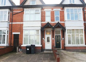 Thumbnail 4 bed terraced house for sale in Chestnut Road, Birmingham, West Midlands