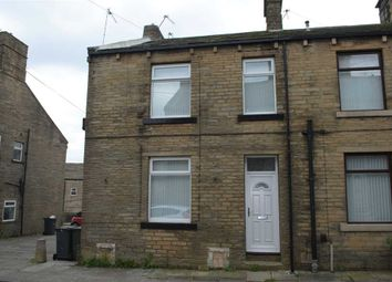 Thumbnail 2 bed end terrace house to rent in York Street, Queensbury, Bradford