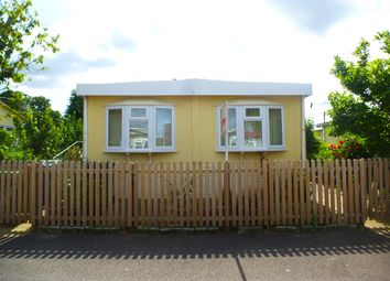 Thumbnail 2 bed mobile/park home for sale in Whelpley Hill Park, Whelpley Hill, Chesham