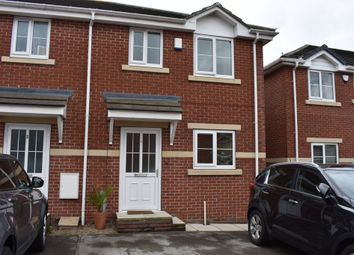 Thumbnail 3 bed town house to rent in Blackgate Mews, Tingley, Wakefield