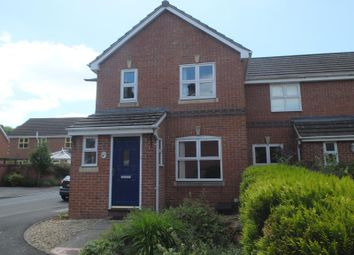 Thumbnail 3 bed semi-detached house for sale in 24 Bronte Drive, Ledbury, Herefordshire