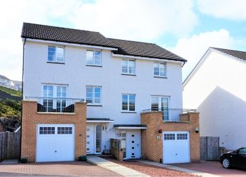 Thumbnail 4 bed town house for sale in Lochan Road, Glasgow
