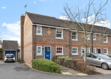Thumbnail 3 bed semi-detached house for sale in Charlotte Mews, Farnborough, Farnborough, Hampshire