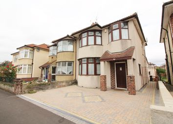 Thumbnail 3 bed semi-detached house for sale in Oldbury Court Road, Bristol