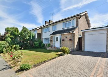 Thumbnail 5 bed detached house for sale in Milton Crescent, East Grinstead, West Sussex