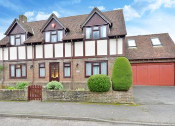 4 bed detached house for sale in Hare Lane, Ashley, New Milton BH25