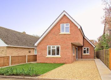 Thumbnail 3 bed detached house for sale in Shelley Road, Bognor Regis
