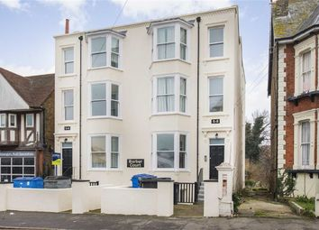 Thumbnail 2 bed flat for sale in Harold Road, Margate
