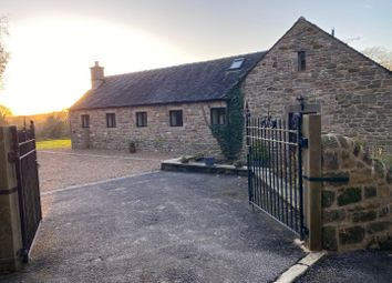 3 bed barn conversion to rent in Wash Green, Wirksworth, Matlock DE4