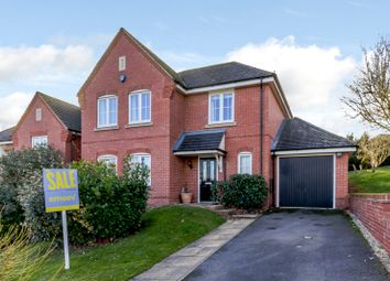 Thumbnail 4 bed detached house for sale in Wattons Lane, Southam