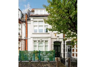 Thumbnail 6 bed terraced house for sale in Howitt Road, Belsize Park, London