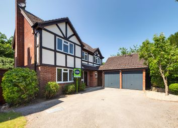 Thumbnail 4 bed detached house for sale in Foxleigh Chase, Horsham