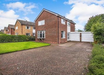 Thumbnail 4 bed detached house for sale in Newby Drive, Leyland