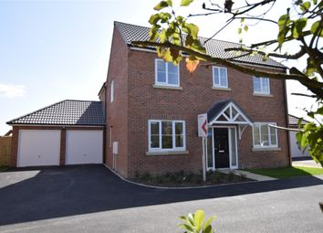 Thumbnail 5 bed detached house for sale in Hillcrest House, Norton, Gloucester