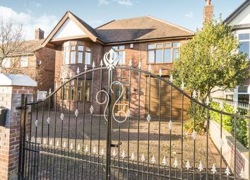Thumbnail 5 bed detached house to rent in Thorpe Park Road, Peterborough