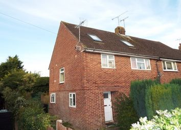 Thumbnail 5 bed property to rent in Fivefields Road, Winchester