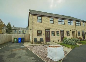 Thumbnail 3 bed end terrace house for sale in Bridgewood Close, Rawtenstall, Rossendale