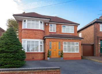 Thumbnail 4 bedroom detached house for sale in Lonsdale Drive, Enfield