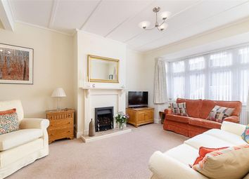 Thumbnail 3 bedroom end terrace house for sale in Buxton Crescent, Cheam, Surrey