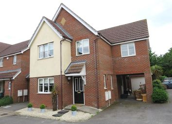 Thumbnail 3 bed property to rent in Purvis Way, Highwoods, Colchester