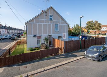 Thumbnail 3 bedroom end terrace house for sale in Town Cross Avenue, Bognor Regis