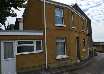 Thumbnail 2 bed end terrace house for sale in Bay View Terrace, Swansea