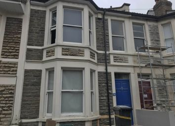 Thumbnail 5 bedroom terraced house to rent in Douglas Road, Horfield, Bristol