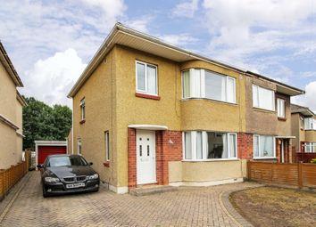Thumbnail 3 bed semi-detached house for sale in Bush Avenue, Little Stoke, Bristol