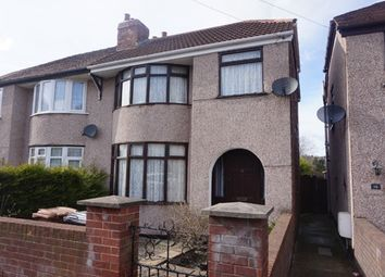 Thumbnail 3 bed semi-detached house for sale in Richmond Road, Connahs Quay