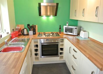 Thumbnail 2 bed end terrace house for sale in Willoughby Court, Peterborough
