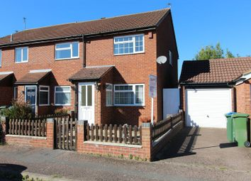 Thumbnail 2 bed end terrace house to rent in Eden Close, Aylesbury