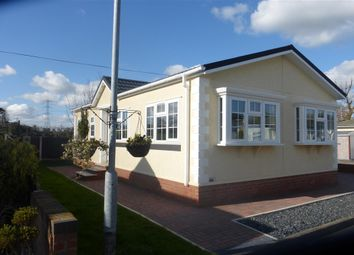 Thumbnail 2 bed mobile/park home for sale in Sparrow Lane, High Marnham, Newark