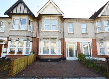 Thumbnail 3 bed terraced house for sale in Swanage Road, Southend-On-Sea, Essex