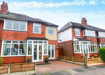 Thumbnail 4 bedroom semi-detached house for sale in Lisburne Avenue, Offerton, Stockport, Cheshire