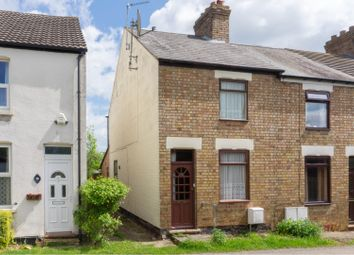 Thumbnail 2 bed end terrace house for sale in Main Street, Yaxley, Peterborough