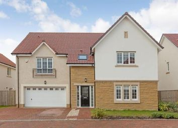 Thumbnail 5 bed detached house for sale in Crosshill Mews, Bishopton, Renfrewshire
