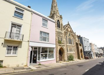 Thumbnail 3 bed town house for sale in Renovated Town House & Retail Space, St Leonards-On-Sea, East Sussex