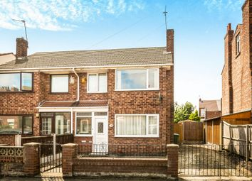 Thumbnail 3 bed semi-detached house for sale in The Grove, Wallasey