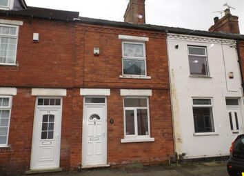 Thumbnail 2 bed terraced house for sale in Morley Street, Sutton-In-Ashfield, Nottinghamshire, Notts