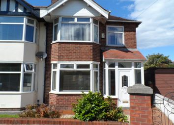 Thumbnail 3 bed semi-detached house for sale in Teesdale Avenue, Blackpool