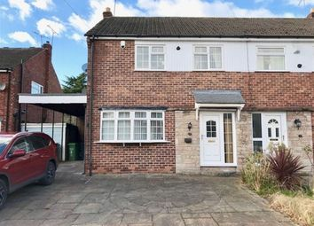 Thumbnail 3 bed semi-detached house to rent in Mayfield Grove, Wilmslow