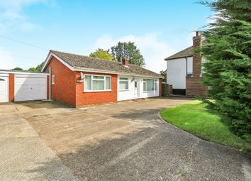 Thumbnail 3 bed detached bungalow for sale in Watton Road, Shropham, Attleborough