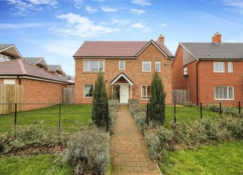 Thumbnail 4 bed detached house for sale in Eden Walk, Morpeth, Northumberland