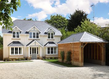 Thumbnail 4 bed detached house for sale in Chalfont Road, Seer Green, Beaconsfield, Buckinghamshire