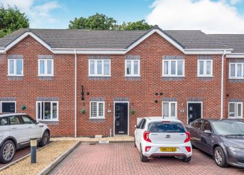 Thumbnail 2 bed terraced house for sale in The Crossings, Cannock