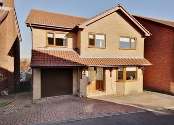 Thumbnail 4 bed detached house for sale in Minster Close, Barry