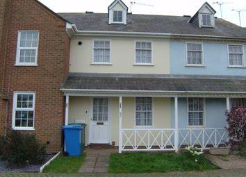 Thumbnail 2 bed terraced house to rent in Adisham Green, Kemsley, Sittingbourne, Kent